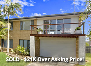 Sold 1531 Ocean Drive, Lake Cathie Real Estate Agent