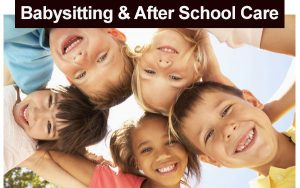 Babysitting & After School Care