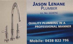 Jason Lenane Plumber
