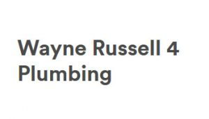 Wayne Russell 4 Plumbing