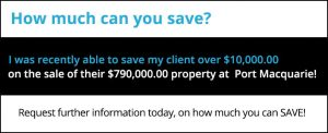 Affordable Real Estate Commission Portmacquarie