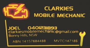 Clarkies Mobile Mechanic